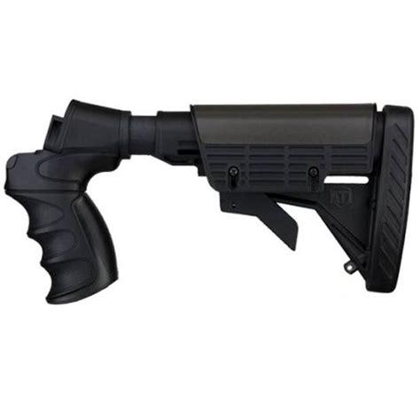 Ati Talon Tactical Shotgun Stock Remington 870 With Scorpion Buttpad