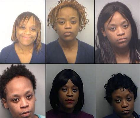 atlanta arrest records