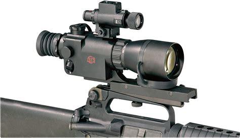 Atn Aries Mk 238 Night Vision Rifle Scope