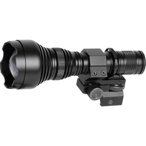 Atn Ir850 Pro Longrange Infrared Illuminator Matte Black