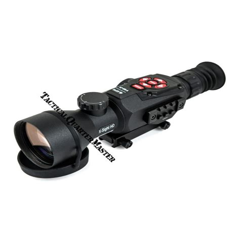 Rifle-Scopes Atn Night Vision Rifle Scope Gen 2.