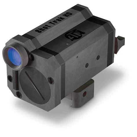 ATN Shot Trak-X HD Action Gun Camera With Laser - Amazon Com
