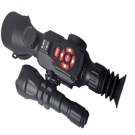 Atn X-sight I 3-14x Day And Night Rifle Scope