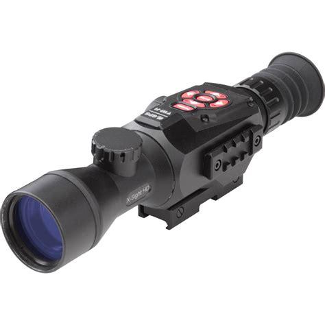 Atn X Sight Ii Smart Hd Optics Rifle Scope