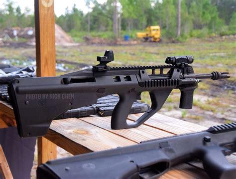 Atrax Bullpup F-90 5 56 16 Black Lithgow Arms Usa