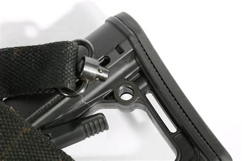 Attached Sling To Rifle Stock