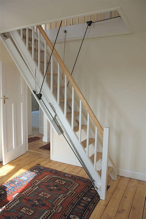 Attic Stairs Design