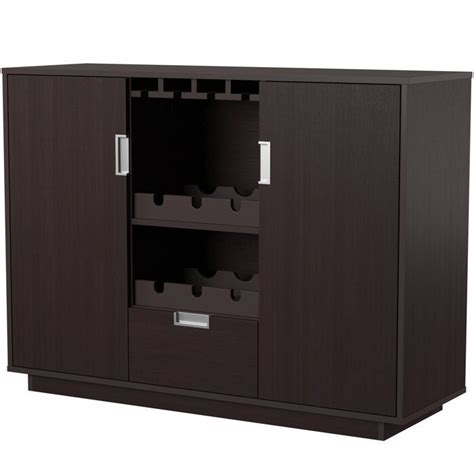 Attica Bar with Wine Storage