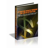 Attracting wealth through the law of attraction with plr rights cheap