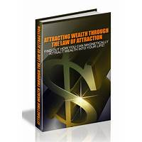 Attracting wealth through the law of attraction with plr rights scam
