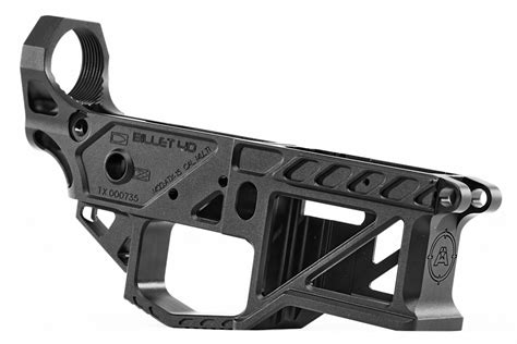 Atx Armory Billet 40 Ar15 Stripped Lower Receiver