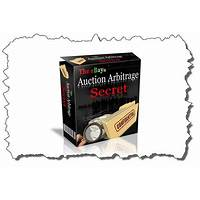 Auction arbitrage secret promotional codes