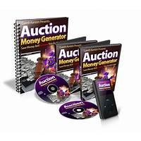 Auction money generator experience