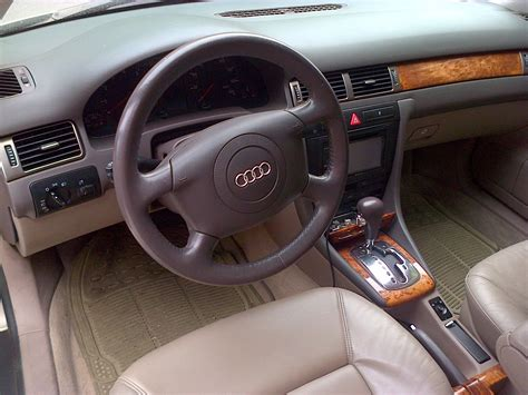 Audi A6 2000 Interior Make Your Own Beautiful  HD Wallpapers, Images Over 1000+ [ralydesign.ml]