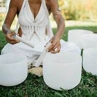 Audio crystal therapy secret code