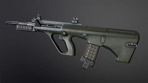 Aug A3 Assault Rifle Pubg