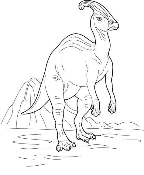 Ausmalbilder Dinosaurier Zum Drucken