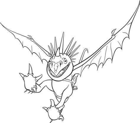 Ausmalbilder Drucken Dragons