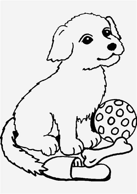 Ausmalbilder Drucken Hund