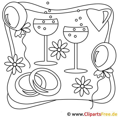 Ausmalbilder Erwachsene Hochzeit