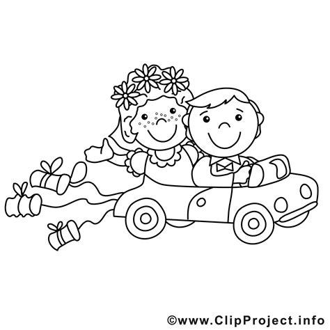 Ausmalbilder Für Kinder Hochzeit