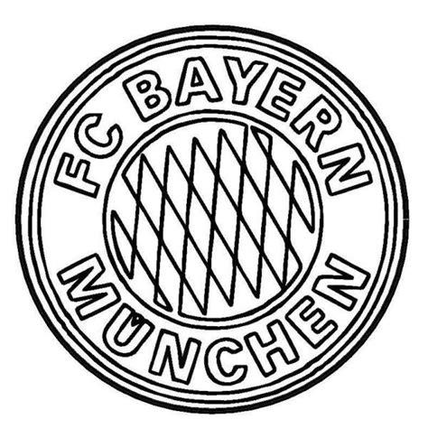 Ausmalbilder Fußball Bayern München
