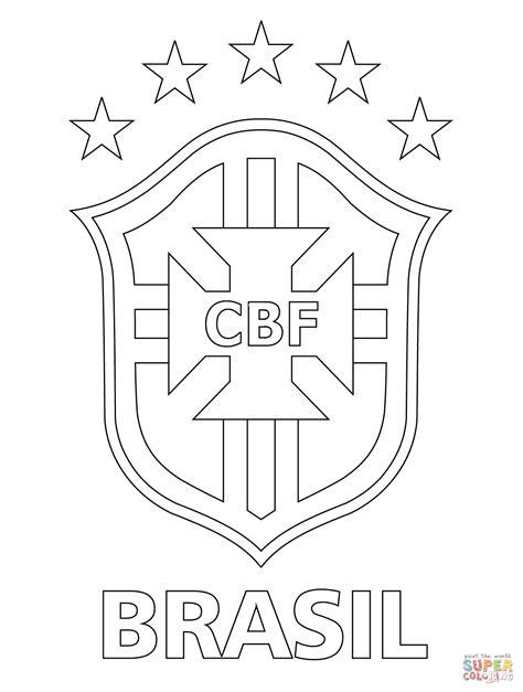 Ausmalbilder Fußball Embleme