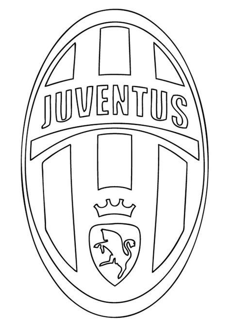 Ausmalbilder Fußball Juventus
