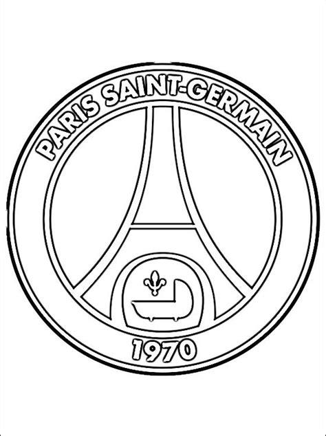 Ausmalbilder Fußball Paris
