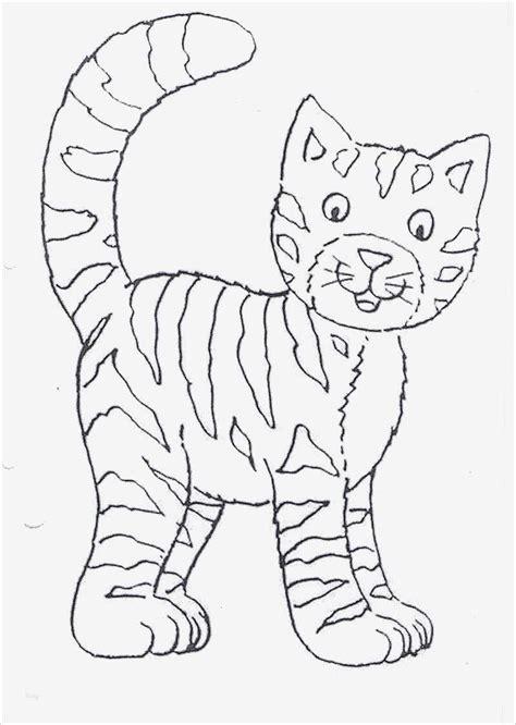 Ausmalbilder Katze Kinder