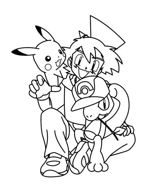 Ausmalbilder Kostenlos Ausdrucken Pokemon