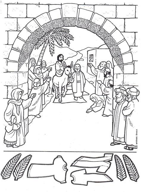 Ausmalbilder Ostern Bibel