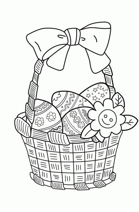 Ausmalbilder Ostern Kostenlos Drucken