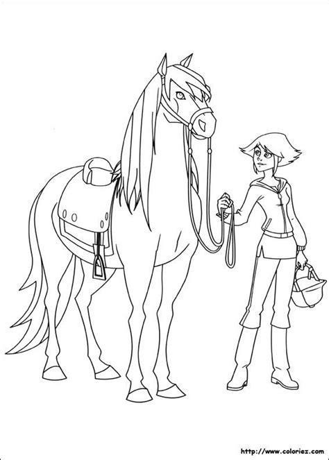 Ausmalbilder Pferde Lenas Ranch