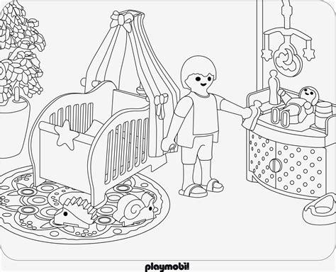 Ausmalbilder Playmobil Drucken