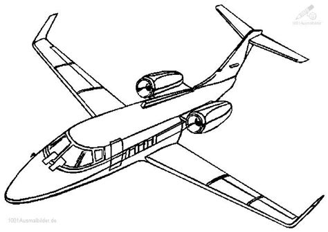 Ausmalbilder Polizei Flugzeug