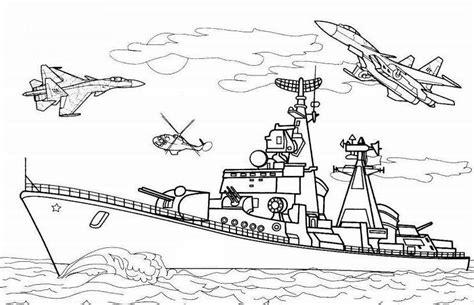 Ausmalbilder Polizeischiff