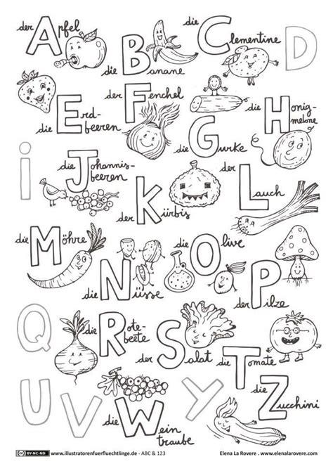 Ausmalbilder Vorschule Buchstaben