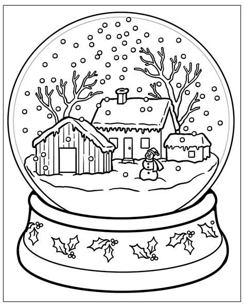 Ausmalbilder Weihnachten Gratis