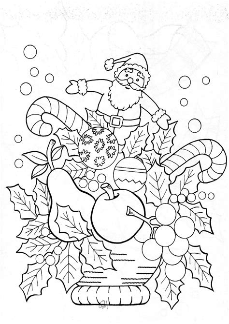 Ausmalbilder Weihnachten Gratis Zum Ausdrucken