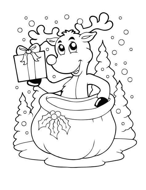 Ausmalbilder Weihnachten Kinder Kostenlos