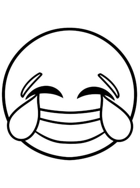 Ausmalbilder Zum Ausdrucken Kostenlos Emojis