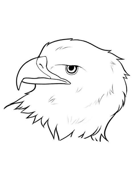 Ausmalbilder Zum Drucken Adler