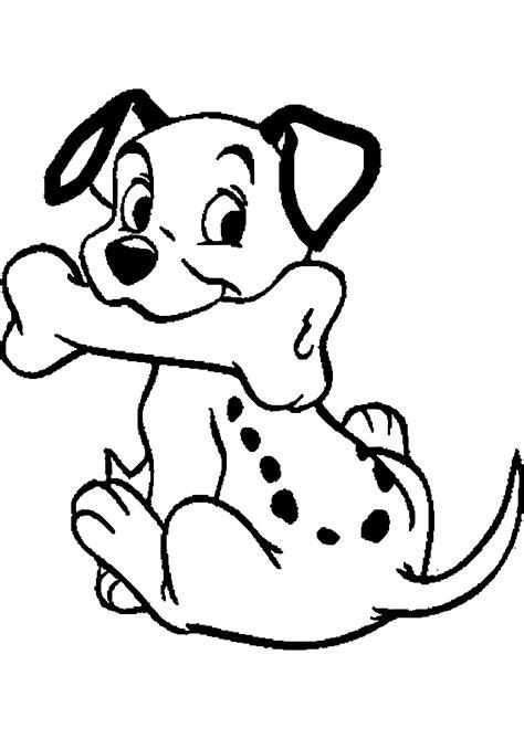 Ausmalbilder Zum Drucken Hunde