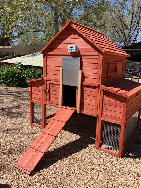 auto chicken house door openers