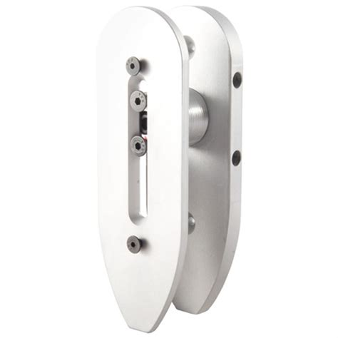 Auto Adjustable Butt Plate Silver Aluminum Brownells Se