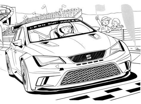 Auto Malvorlagen Zum Ausdrucken Xl