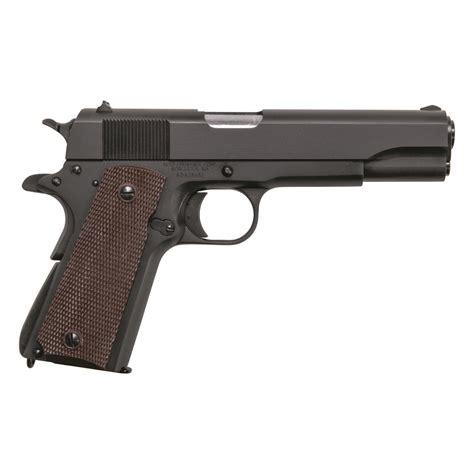 Auto Ordnance 1911a1 Gi Specs Semi Auto Pistol 45 Acp 5
