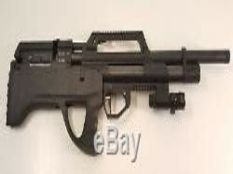 Auto Pcp Air Rifle 2019