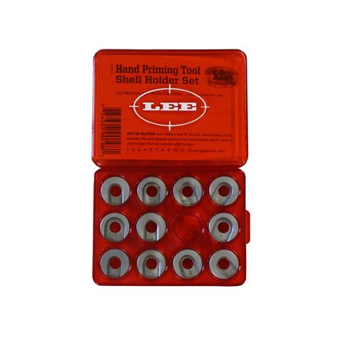 Auto Prime Shellholders Lee Precision - Gunsmike Bugpy Co